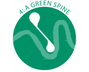 4. A Green Spine