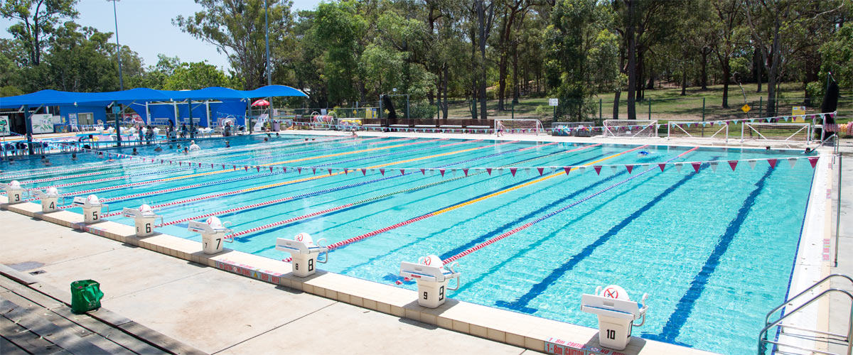 Yeronga Park Memorial Swimming Pool Brisbane City Council