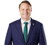 Lord Mayor Adrian Schrinner Brisbane City Council