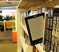 Borrowing e-books from the library | Brisbane City Council