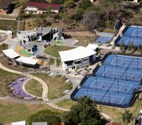 Frew Park Former Milton Tennis Centre Site Brisbane