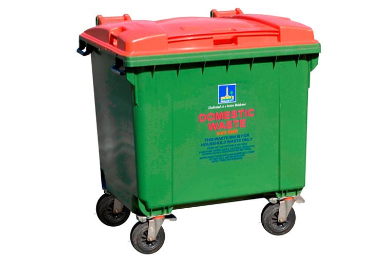Brisbane City Council Waste Services