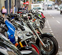 Motorcycle Parking Tips Brisbane City Council