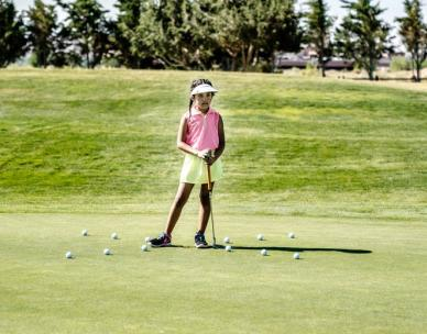 Kids school holiday golf activities - Kids Level 1
