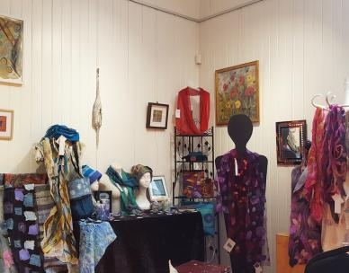 Wild Things Contemporary Textile Exhibition and Pop Up Shop