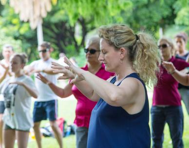 DO NOT GO LIVE - Tai Chi for health