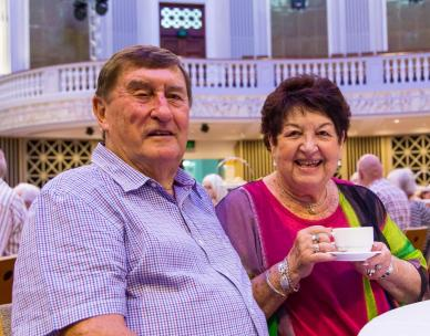 Lord Mayor's Seniors Christmas Parties