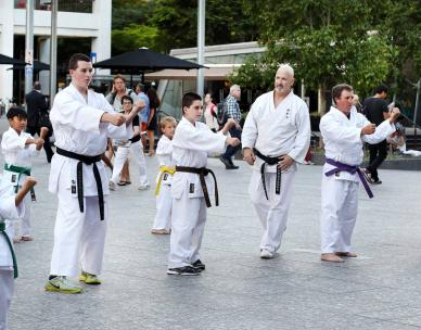 Karate and self defence for all