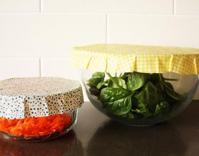Waste Smart Christmas: Beeswax Wraps