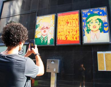 Treasure Hunt: Outdoor Gallery 'Sunny Side Up'