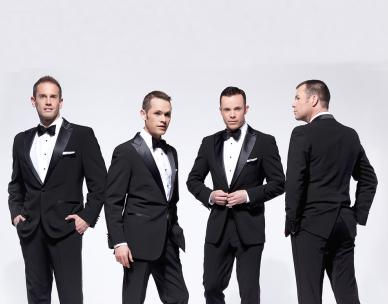 Human Nature - Christmas at the Riverstage