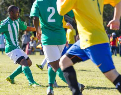 Multicultural Youth Week tournament and family fun day