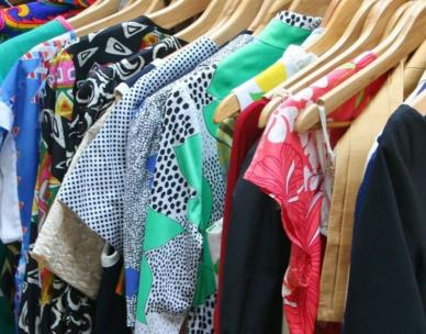 Clothes, Swap Meet