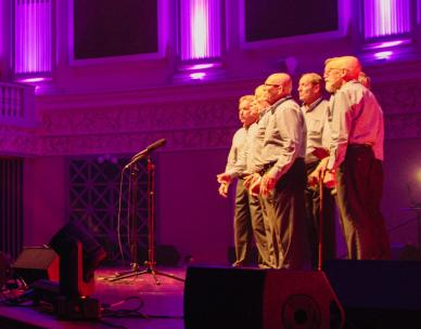 Lord Mayor's Seniors Cabaret Showcase