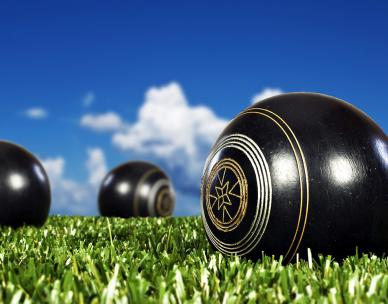 Lawn Bowls for the young and young at heart