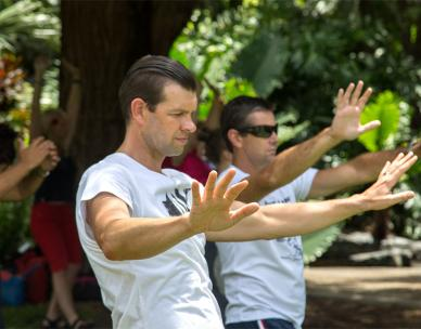 Tai Chi for balance, stability and healthy ageing