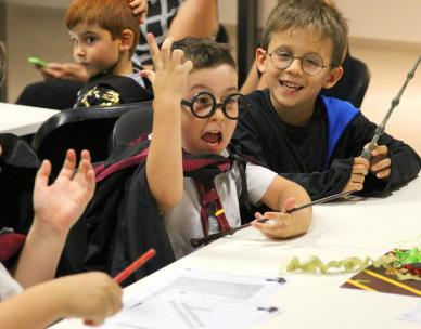 Harry Potter book night: Celebrate the Triwizard Tournament