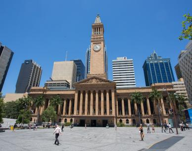 Brisbane City Hall Heritage Tour