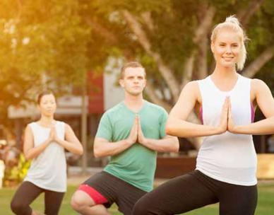 Medibank Feel Good Program - Yoga