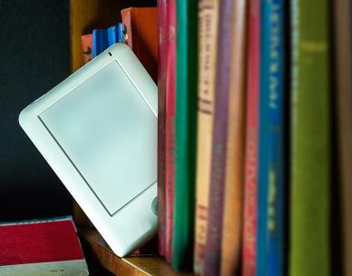 Library e-books and downloads