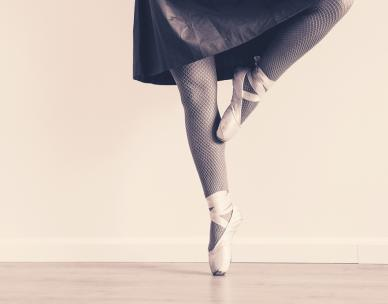 Silver Swans - Adult Ballet Classes