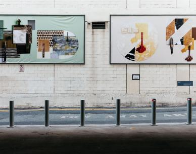 Local Design | Brisbane exhibition - Outdoor Gallery