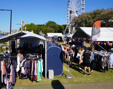 Revive Second-hand Fashion Festival