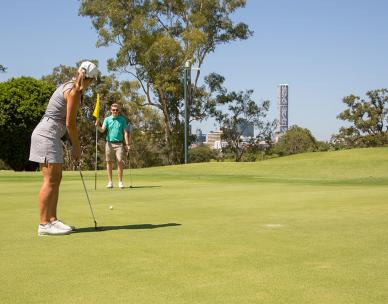 Ladies golf clinics - Level 2  (Saturdays - 2.30-4pm)