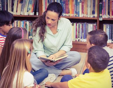 ONLINE EVENT: Starting school storytime