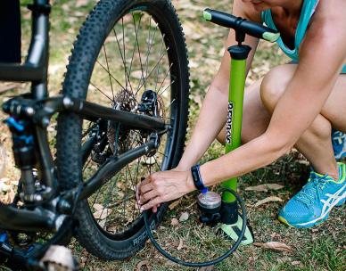 Learn to maintain your bike for free - basic (women only)