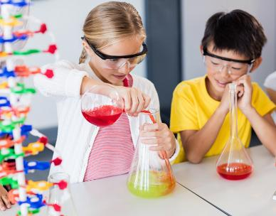 Workshop: Kindy Science - solids, liquids and gases