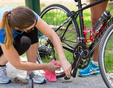 Learn to maintain your bike for free - intermediate (women only)