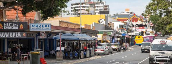 Opportunity West End Brisbane City Council
