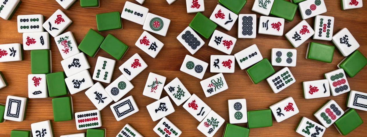 Mahjong 50plus