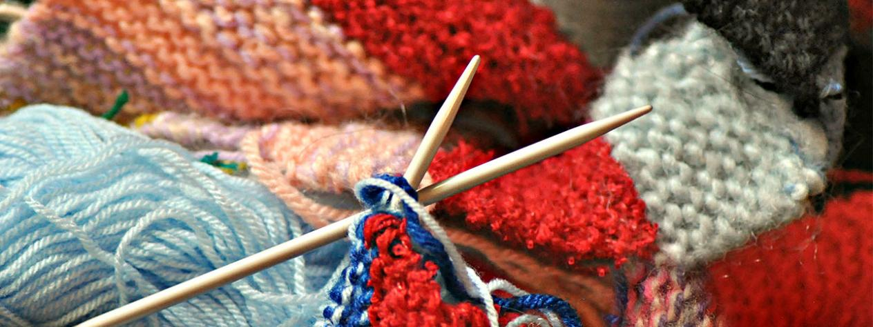 Purls knitting group