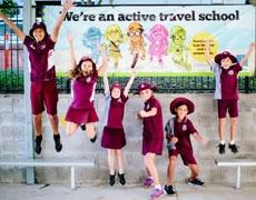 Active School Travel Brisbane
