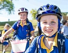Ride to School Day Brisbane