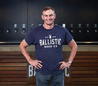 David Kitchen Ballistic Beer Brisbane City Council