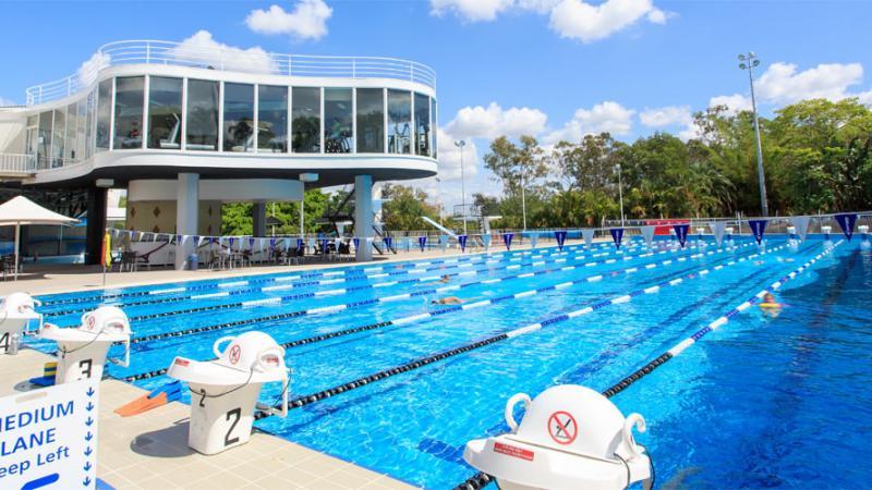 Centenary pool spring hill brisbane city council - Brisbane city council swimming pools ...
