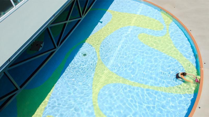 Centenary Pool Spring Hill Brisbane City Council