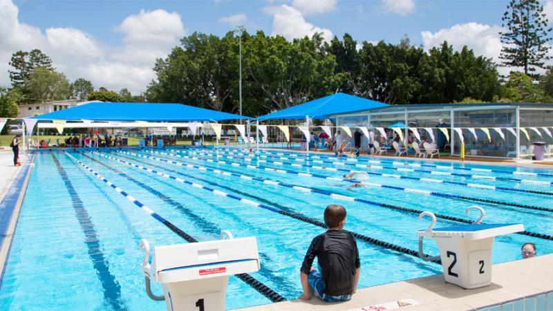 Dunlop Park Memorial Swimming Pool - Corinda | Brisbane City ...