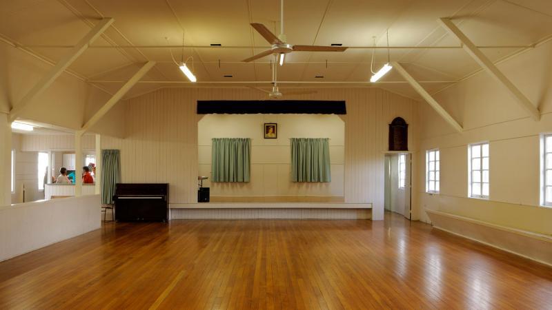 Upper Kedron Cedar Creek Hall Brisbane City Council