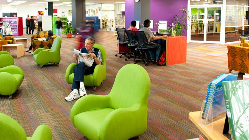 Indooroopilly Library | Brisbane City Council